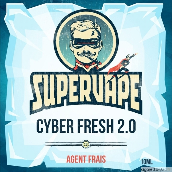 Cyber Fresh Supervape
