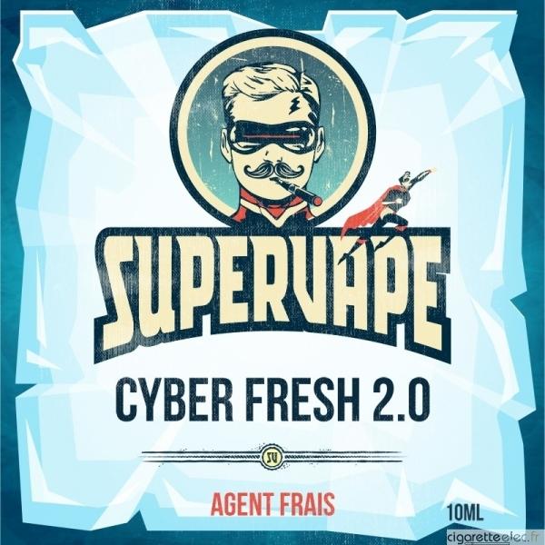 Arôme Cyber Fresh Supervape