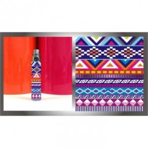 Stickers décoratif e-cigarette (style aztèque)