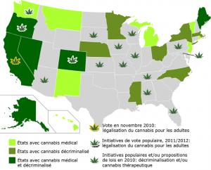 Etats unis cannabis = argent