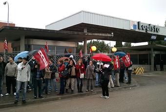 Mouvement de grève chez Logista
