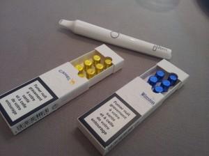 capsule de tabac
