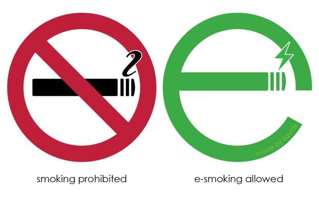 La cigarette électronique moins nocive que le tabac