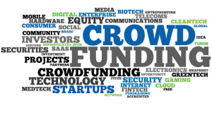 Le Crowdfunding en favuer de recherche sur la cigarette électronique
