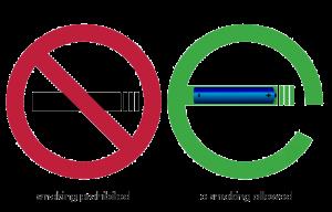 La consommation d'e-cigarette est une attitude plus responsable vis-à-vis de votre entourage
