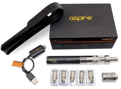 Présentation du Platinium kit Aspire