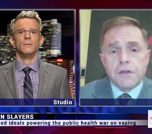 lutte contre la cigarette électronique