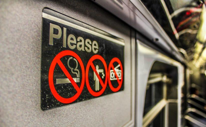 lieux où il est interdit de vapoter