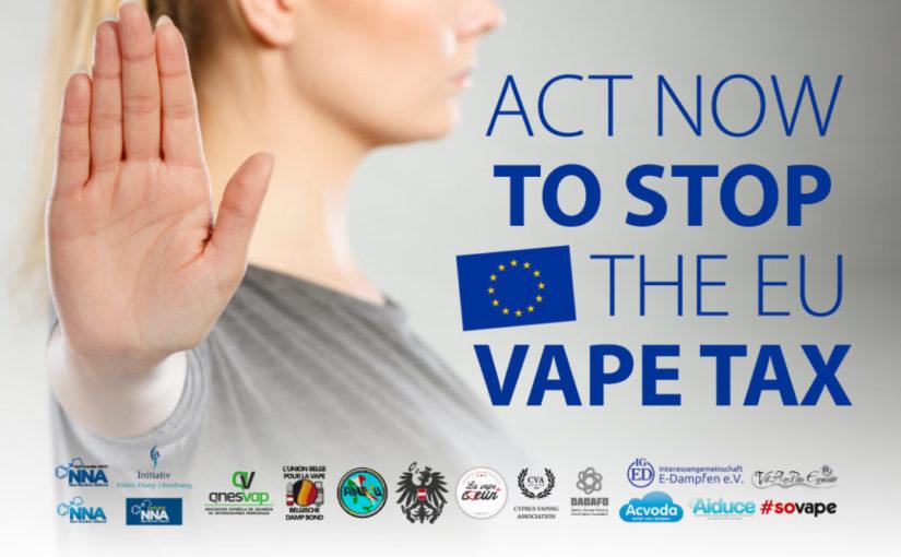 Taxes sur l'e-cigarette : Non, la vape n'est pas un produit du tabac