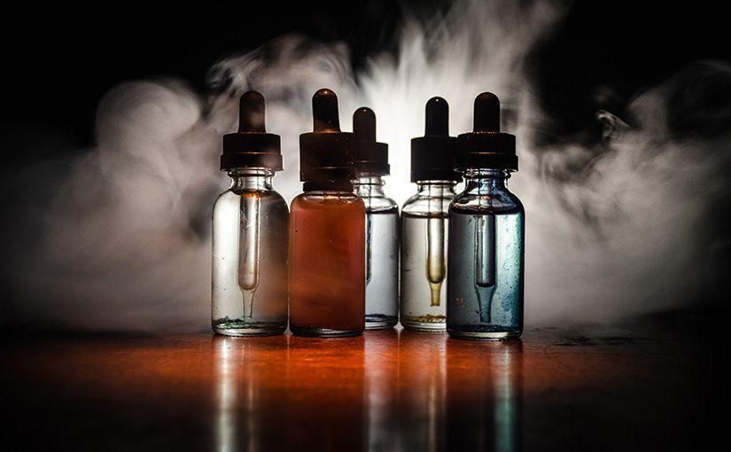L'anatomie d'un e-liquide