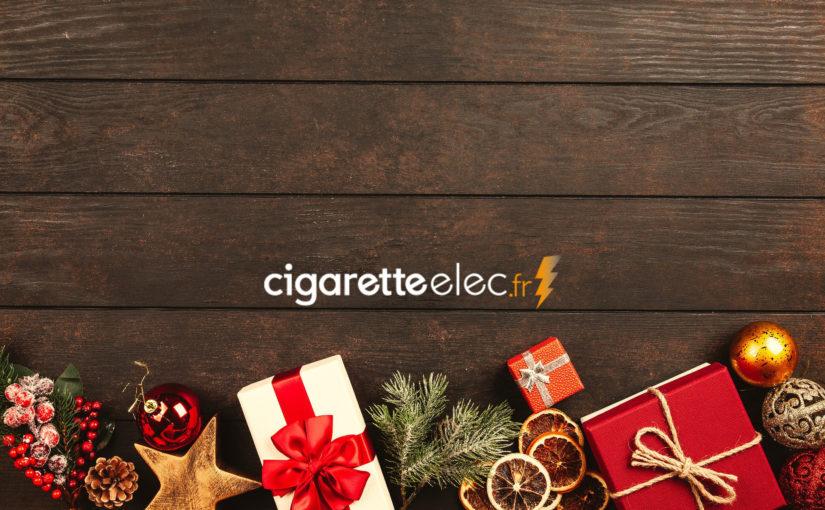 5 bonnes raisons d'offrir une cigarette électronique à Noël