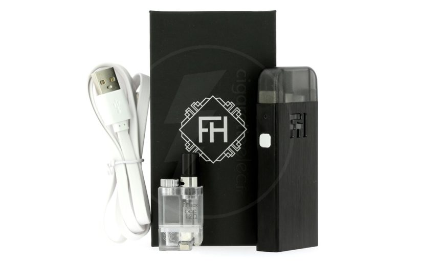 Vente flash cigarette électronique : 25% de réduction sur le pod FH Box