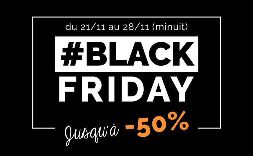 Les promos du Black Friday, c'est maintenant sur Cigarettelec.fr !