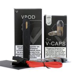 Le Vpod se démarque par son élégance et sa facilité d'utilisation.
