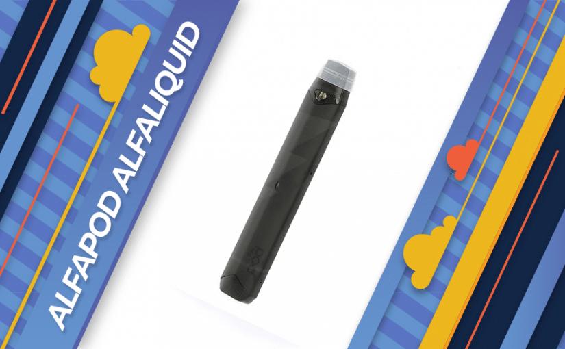 Test & Avis Alfapod Alfaliquid