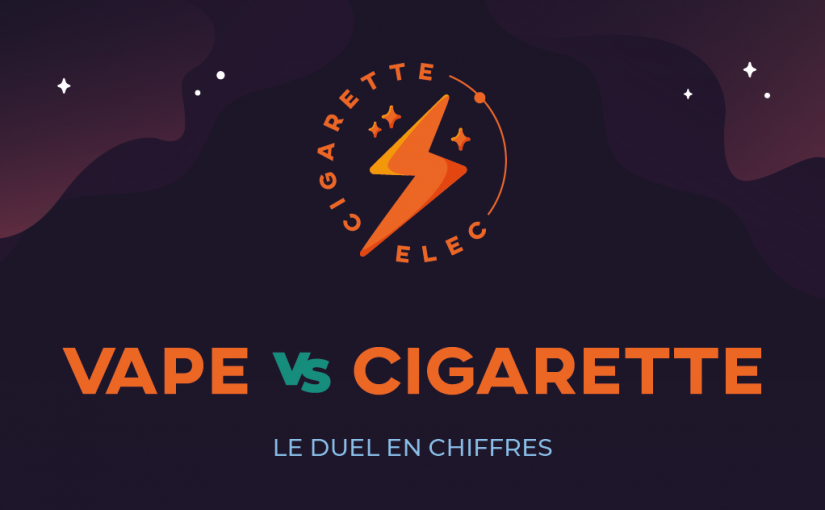 comparatif tabac cigarette électronique