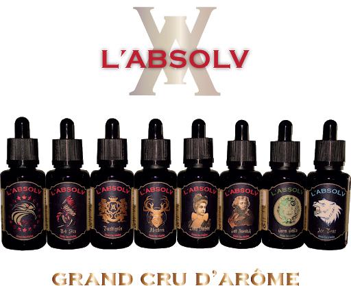 Avis et Histoire des E-liquides L'ABSOLU
