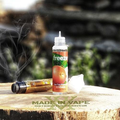freeze tea pomme