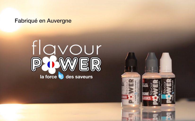 Avis sur les E Liquides Flavour Power
