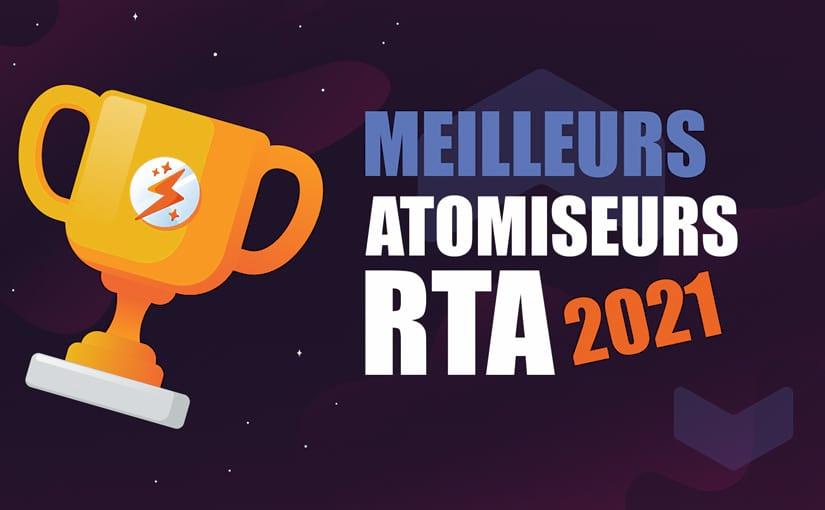 MEILLEURS ATOMISEURS RTA 2021