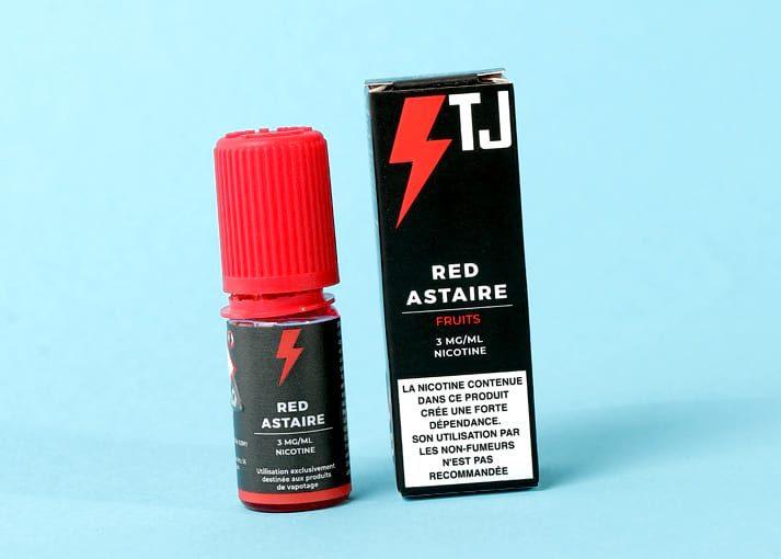 Avis Red Astaire T-Juice