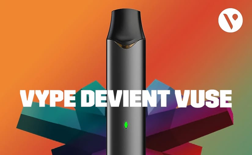 Vype devient Vuse !