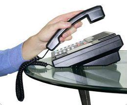 Personne répondant au appels