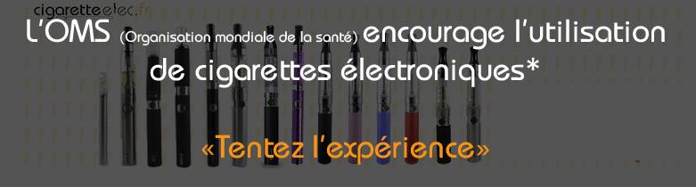 avis medicaux cigarettes électroniques