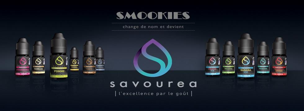 Retrouvez nos liquides pour cigarette électronique de marque Savourea