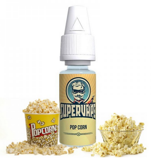 arome pop corn supervape