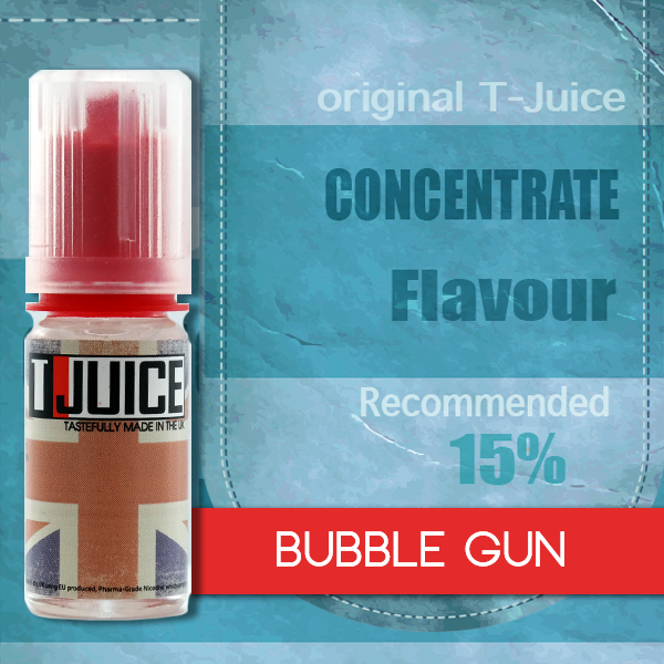 arome bubble gun tjuice