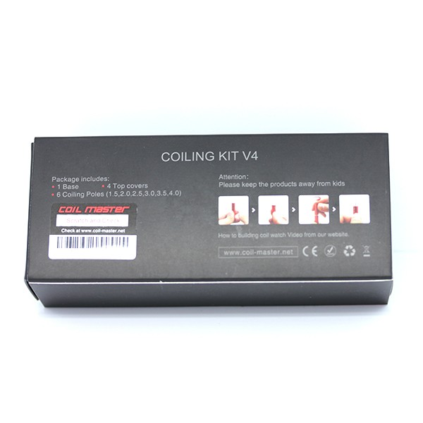 kit coil master fabrication de coil v4