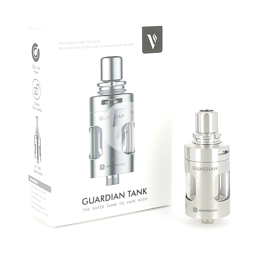 clearomiseur guardian tank vaporesso