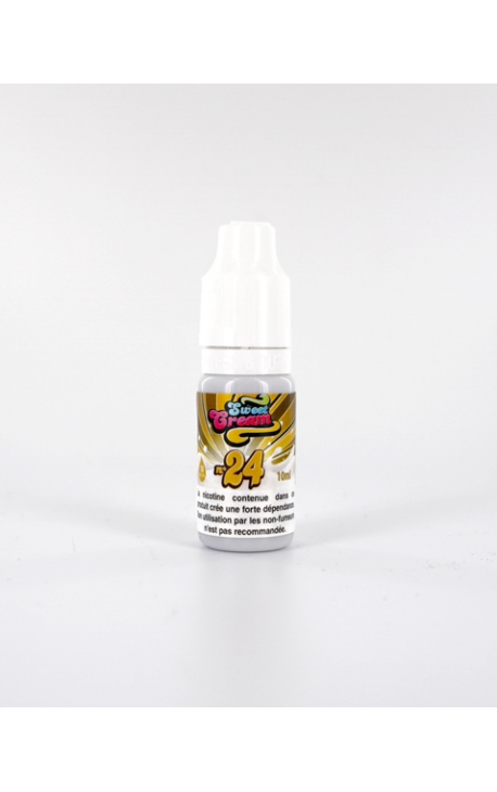 eliquide sweet cream 24