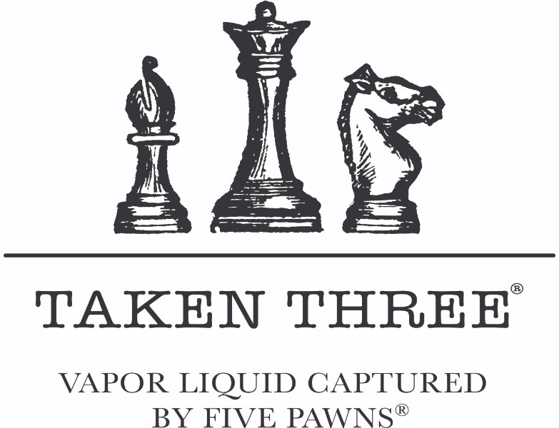 e-liquide taken three gamme originale five pawns