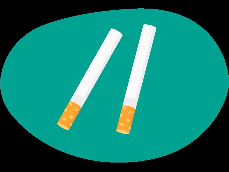 Fumeur modéré