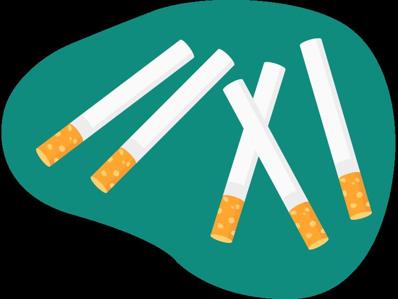 Fumeur régulier
